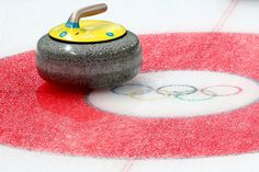 """Every Curling Stone Ever Used In The Olympics Has Come From One Tiny Island """"Paddy's milestone"""" has provided the stones for every single competition at the Olympic Winter Games. Curling Game, Curling Stone, Original Pokemon, Engineered Stone, Granite Stone, Winter Games, Winter Olympics, Curls, Island"""