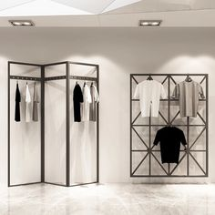 Clothing Store Stainless Steel Wall Display Racks Wholesale Fixtures For Sale - . Clothing Store Stainless Steel Wall Display Racks Wholesale Fixtures For Sale - Boutique Store Fixtures Manufacuring, Retail Shop Fitting Display Furniture Supply store Boutique Interior, Clothing Store Interior, Clothing Store Design, Boutique Design, Retail Fixtures, Store Fixtures, Retail Store Design, Retail Shop, Clothing Displays