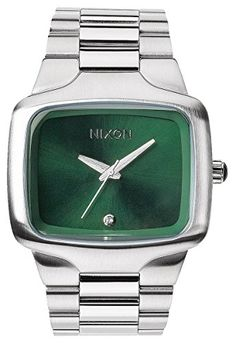 Green Sunray The Big Player Watch by Nixon *** Click on the image for additional details.