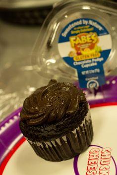 Chuck E Cheese has glutenfree options chuckecheese Cupcake