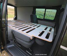 Vw Eurovan Camper, Vw Transporter Camper, Kombi Camper, Camper Beds, Camper Van, Campervan Bed, Campervan Interior, Vw T4, Volkswagen Beetles