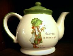 A large selection of figurines plus the Holly Hobbie country living collectiin  #Holly Hobbie