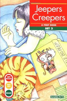 Jeepers Creepers (Get Ready, Get Set, Read!/Set 3) by Gina Erickson M.A. http://www.amazon.com/dp/0812018419/ref=cm_sw_r_pi_dp_djOSwb0GFQ3X1