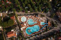Camping 5 étoiles - Marseillan Plage