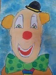 Kuvahaun tulos haulle kunst mit kindern grundschule clowns