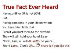 Facts about love. Love is a very special feeling and now even scientists have approved it.so read these interesting facts about love. I Love You Quotes, Love Yourself Quotes, Amazing Quotes, Cute Quotes, Bf Quotes, Facts Of Life Quotes, Today Quotes, Love Facts, Wtf Fun Facts