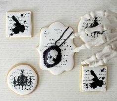 Gorgeous Halloween cookies!