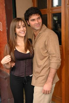 Valentino Lanus Y Ariadne Diaz Novios