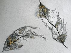 This drawing combines growth and decay to evoke a powerful emotion. It is beautiful and very sad. From an analytical point of view, the tone and form work together to create an aesthetically pleasing image. Decay Art, Leaf Skeleton, Growth And Decay, A Level Art, Organic Form, Natural Forms, Art Sketchbook, Textile Art, Art Projects