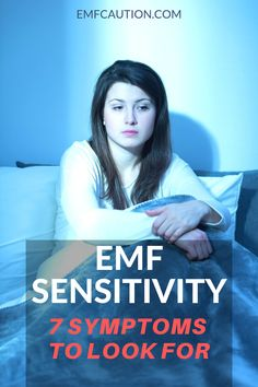 """More and more people are affected by EHS. It stands for """"Electro-Hypersensitivity"""" and it's a new condition that between of the population suffer from. Alternative Health, Alternative Medicine, Family Safety, Rem Sleep, Find A Doctor, Sensitive People, Brain Fog, Sleep Problems, Holistic Healing"""