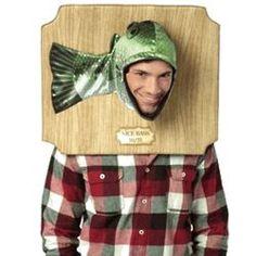 Redneck costume!