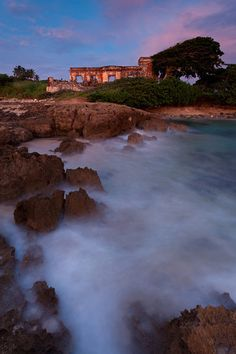 "Punta Borinquen Ruins (Aguadilla) -- #Aguadilla is a @Jauntaroo #ChiefWorldExplorer destination.  Help Send me to #PuertoRico and ""Like"" my application video for Jauntaroo's Chief World Explorer http://www.bestjobaroundtheworld.com/submissions/view/1280"
