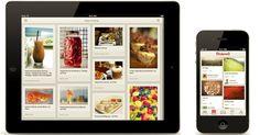 Pinterest lança aplicativo para Android, iPad e iPhone