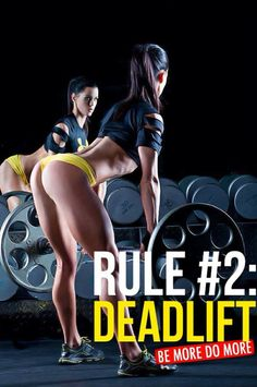 Deadlift: A Must Do Exercise - Benefits & How To Do It Right -
