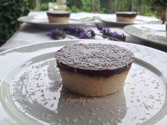 Tortini cocco e cioccolato Paprika e cioccolato