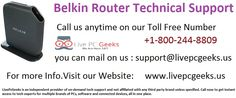 #Belkin #Router #Technical #Support Service For All Issues : +1-800-244-8809