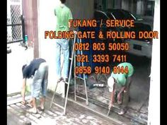 rolling door folding gate panggilan servis jual bongkar pasang jakarta -...