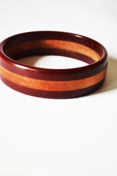 Brown Bangles Simple Design Bracelets Women Spring Jewelry on Sale #Box 1 by eventsmatters on Etsy