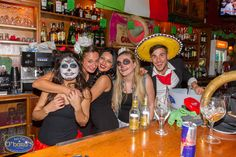 Mexican Party | O'Hara's  #party #mexico #méjico #tequila #coronita