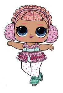 LOL Bling Series is out just in time for the holiday season! Dora Boots, Camp Buddy, Cute Cartoon Drawings, Paper Dolls Printable, Doll Party, Bee Art, Lol Dolls, Toddler Activities, Funny Images