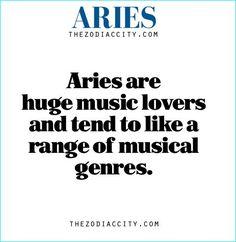 Aries...