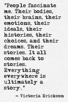 My story matters.