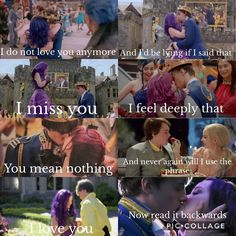 Do not see this one ☝🏼 but see everything else Descendants Mal And Ben, Descendants Characters, Disney Channel Descendants, Descendants Cast, Descendants Pictures, Funny Minion Memes, Funny Disney Jokes, Some Funny Jokes, Disney Memes