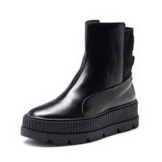 efb712049258 FENTY Women s Chelsea Sneaker Boot
