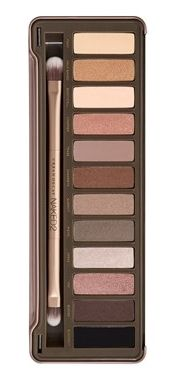 Beautiful Urban Decay palette - shimmer to sparkle to the smoothest mattes imaginable