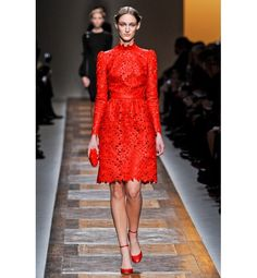 8 fall trends you can wear today - Red Alert   Gallery   Glo