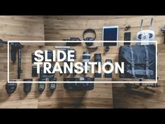 After Effects Tutorial | Slide Transition - YouTube
