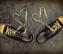 love converse shoes