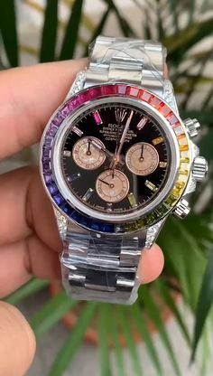 Please Comment, Like, or Re-Pin for later 😍💞 gold rolex watch, gold rolex daytona, gold rolex watches men, gold rolex submariner, white gold rolex, gold rolex day date New Rolex Daytona, Rolex Daytona Ceramic, Rolex Cosmograph Daytona, Rolex Watches For Men, Best Watches For Men, Luxury Watches For Men, Rolex Submariner Black, Rolex Datejust, Rose Gold Rolex Mens