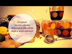 (15) 5 Ceaiuri cu care calmăm stomacul si intestinele după o masă copioasă  Leacuri&Sfaturi De Sanatate - YouTube Youtube, Youtubers, Youtube Movies