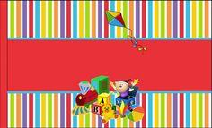 OLÁ AMIGAS! Hoje tem brincadeira no nosso blog e quem mandou foi nossa amiga quase sócia, Paula Fonseca. O lindo kit Brinquedos, a pedid...