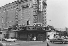Loews Theatre on Steinway Street, Astoria '70s