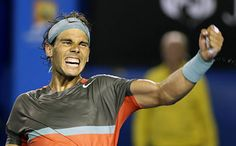 Nadal gana a Federer et jocare le final de Australia