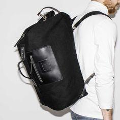 Sandqvist Gisela - Duffelbag & backpack in one