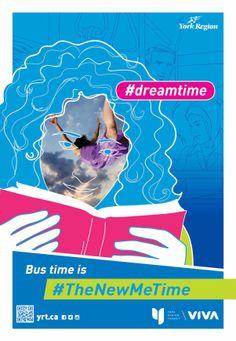 York Region Transit: Dreamtime.
