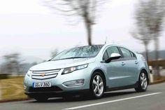 Chevrolet Volt www.graffchevy.com