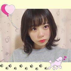 髪の毛切ったよ  ちょっと風で巻きとれたけど  #肩したぐらい  #ヘアカット... #Team8 #AKB48 #Instagram #InstaUpdate