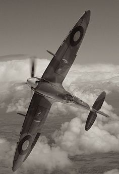 and fly a Spitfire