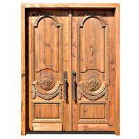 French Steel Main Safety Door Design Window Insert - Buy Steel ...