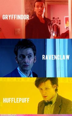 Harry Potter meets Dr. Who