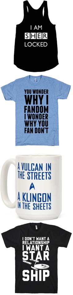 Stock up on all your favorite fandom designs.