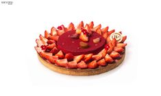 Hugo & Victor Strawberry Pie - #food #sugar #french #pastry ©Le Goff &…