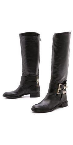 Boutique 9 Randen Tall Double Buckle Boots | SHOPBOP