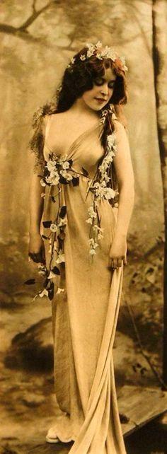 Portrait, c.1910 by Reutlinger