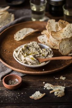 mushroom and !naba pate and 10 things I learned about the northern cape Raw Vegan Recipes, Healthy Eating Recipes, Healthy Snacks, Easy Appetizer Recipes, Yummy Appetizers, Snack Recipes, Mushroom Appetizers, Mushroom Recipes, Pate Recipes