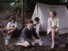 Swallows and Amazons still a firm favourite. I will never grow to old to read or watch this